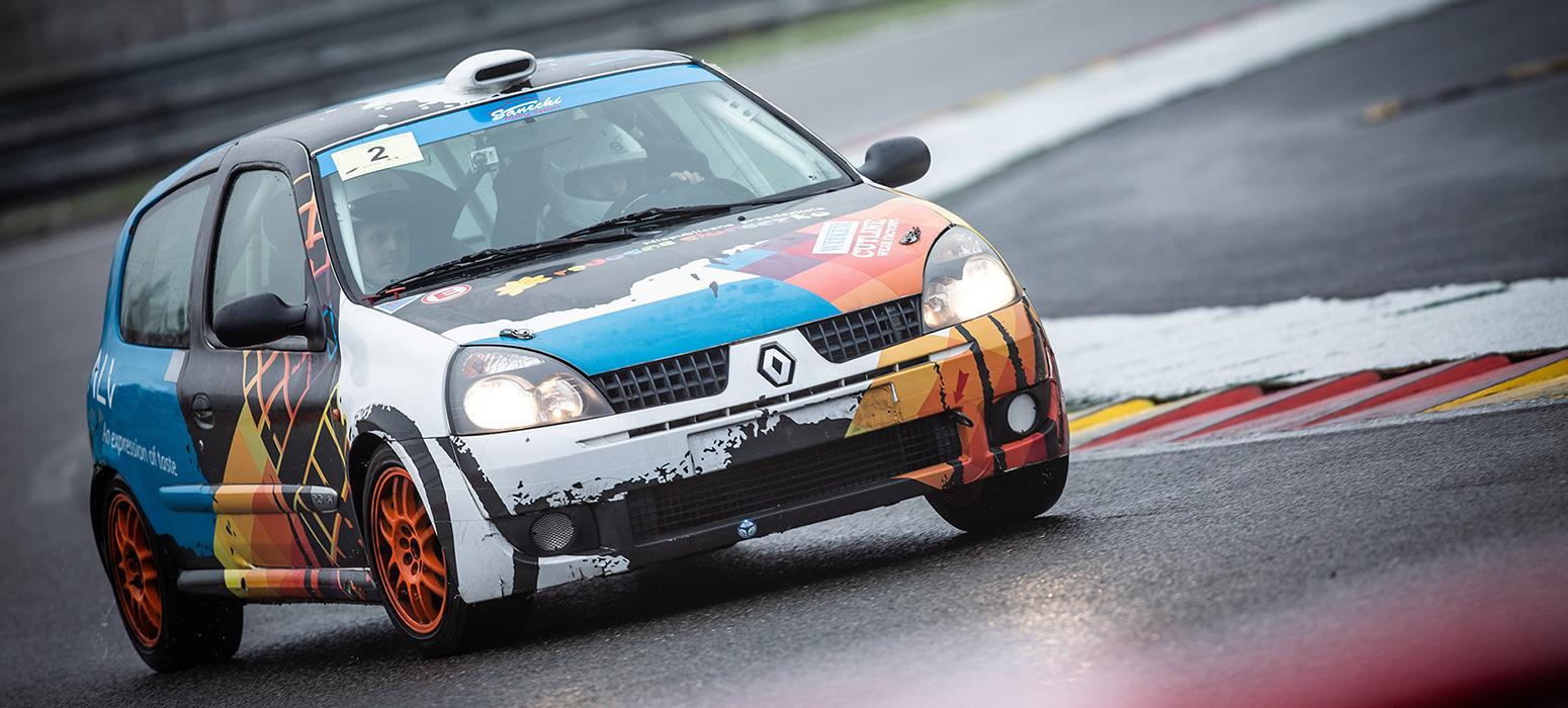 Trackday in Spa-Francorchamps
